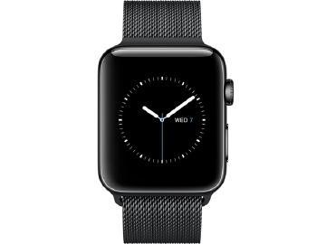 Apple Watch Series 2 Black Milanese Loop 42mm