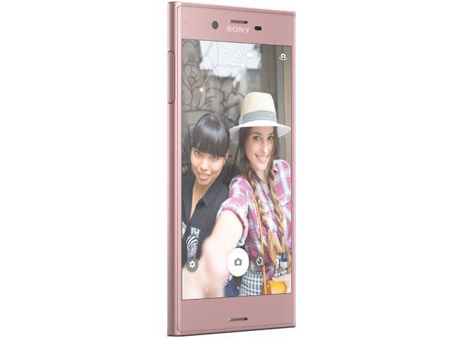 Sony Xperia XZ 山茶花粉