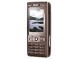 Sony Ericsson K800i 金棕色