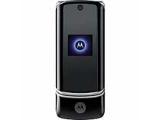 Motorola KRZR K1 鏡曜黑