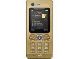 Sony Ericsson W880i 耀金典藏版