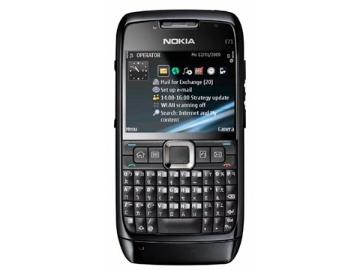 Nokia E71黑色