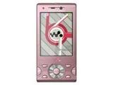 Sony Ericsson W995 粉紅色