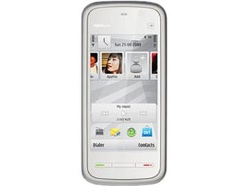 Nokia 5230 勁白