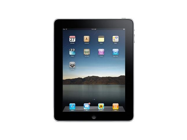Apple iPad Wi-Fi 64GB