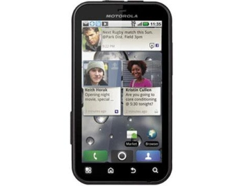 Motorola DEFY MB525 紅色