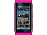 Nokia N8-00 桃紅色