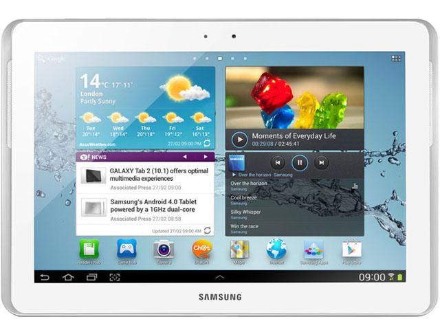 SAMSUNG GALAXY Tab 2 10.1 Wi-Fi 32GB