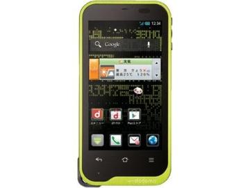 SHARP AQUOS PHONE st SH-07D