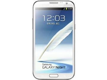 SAMSUNG GALAXY Note II 16GB