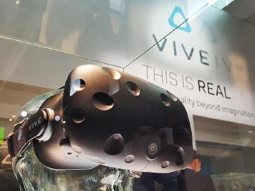 連結虛擬與現實:HTC Vive前鏡頭效果實際體驗