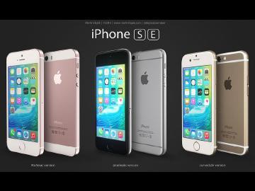 4吋iPhone SE可能長這樣?3D模擬圖秀給你看