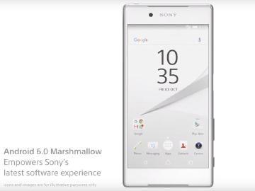 索尼公布Andorid 6.0影片 Sony Z5台灣已可升級