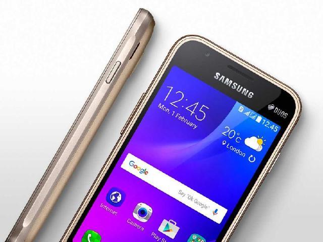 三星發表RAM只有768MB的SAMSUNG J1 mini超低階手機