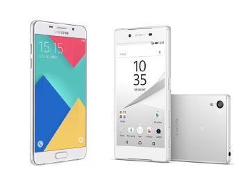 [2月手機分析]三星A7、Sony Z5系列產品熱門