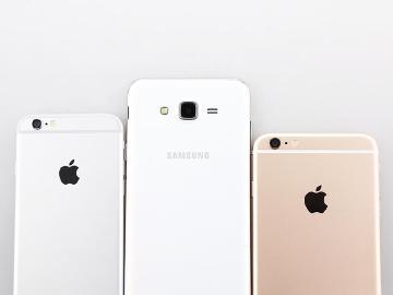 台灣2月手機銷量萎縮 三星J7比iPhone 6S熱賣