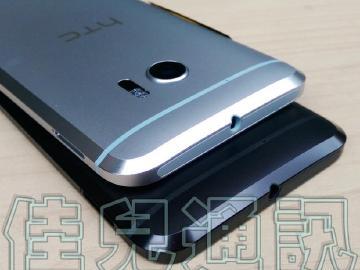 大量HTC 10金屬外殼照現身淘寶!機身細節看光光