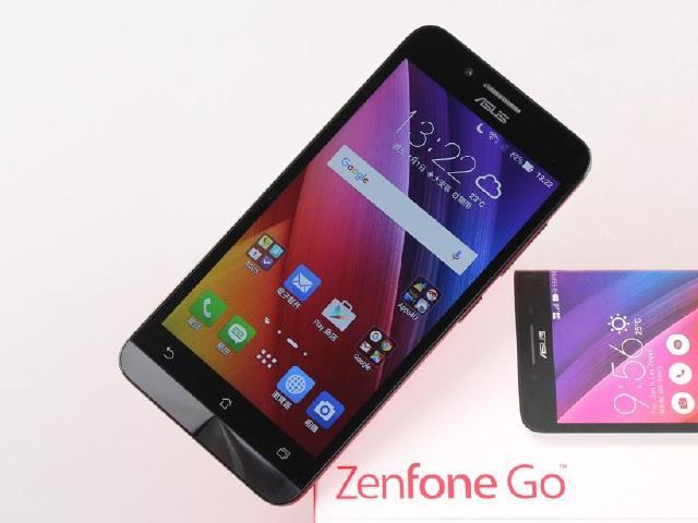 [開箱]4千有找的雙卡機 華碩ZenFone Go實測