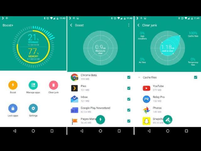 HTC開發Boost+手機加速應用 HTC 10將預載