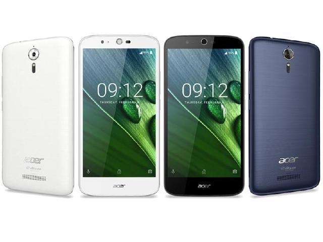 Acer Liquid Zest Plus發表 擁5千毫安大電量