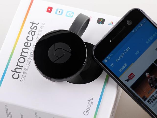 外型進化、Wi-Fi效能提升 Chromecast 2代開箱