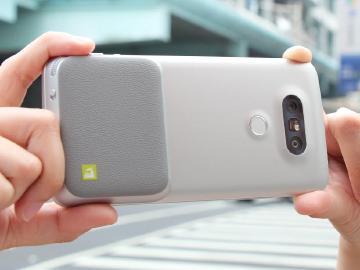 [評測]LG G5手機雙鏡頭輕鬆切換 攝錄與應用體驗