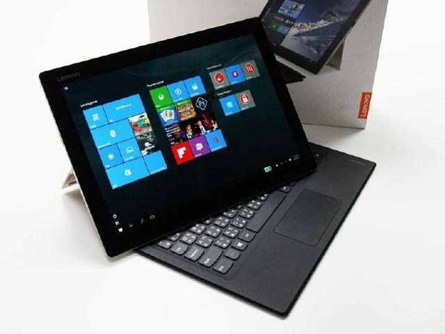 [開箱]高水準2合1平板筆電 聯想IdeaPad Miix 700