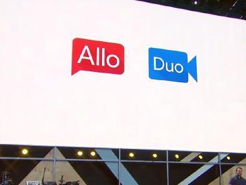 Google發表Allo聊天軟體與Duo視訊通話App