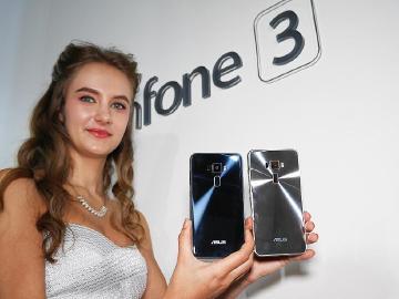 華碩ZenFone 3系列三兄弟正式登場!搶先動手玩[Computex 2016]