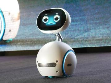 ASUS Zenbo機器人可愛現身 價格和手機差不多[Computex 2016]