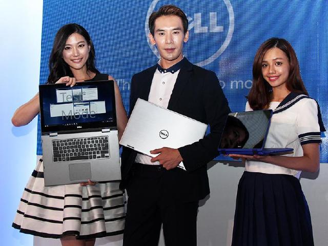 DELL發表17吋變形筆電Inspiron 7000等新品[Computex 2016]