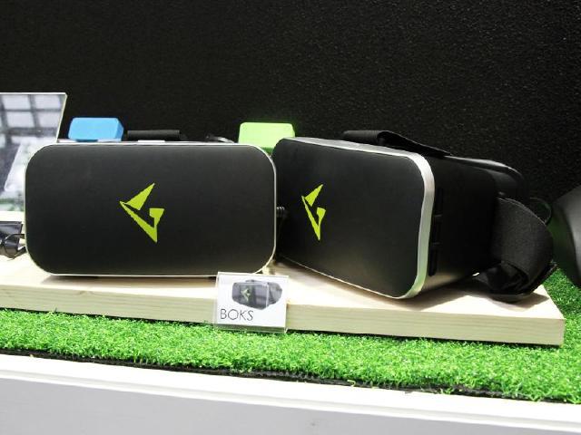 GSmart也玩VR!BOKS頭戴裝置預計7月發表[Computex 2016]