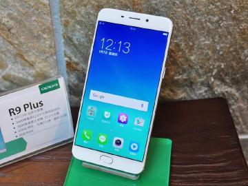 OPPO R9 Plus台灣開賣 中華、遠傳電信方案整理