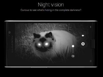 丹麥手機Lumigon T3幾乎應有盡有 還支援夜視功能