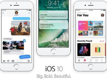 iOS 10發表!十大更新、秋季免費更新