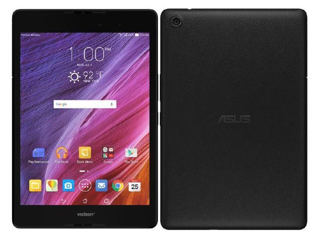 華碩在美推出配備S650的4G平板ASUS ZenPad Z8