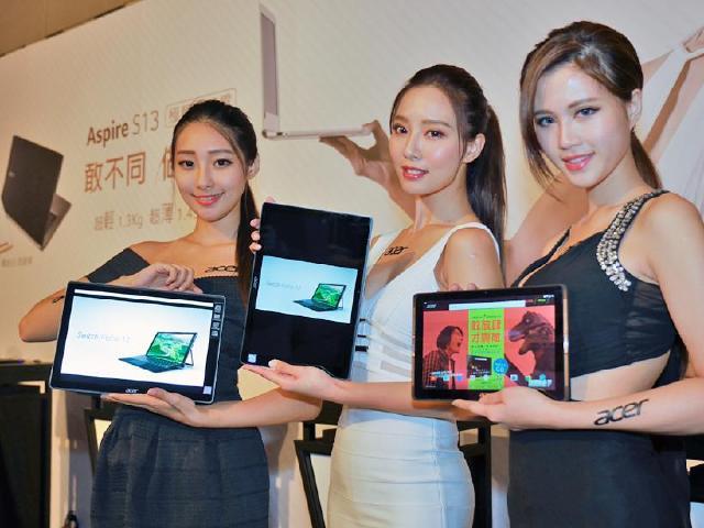 Acer推出Tab 10 A3-A40與Switch Alpha 12雙平板