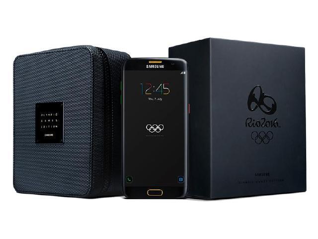 三星S7 edge奧運特別版 7/18特定市場限量開賣
