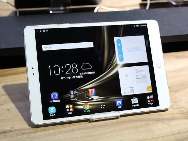 華碩ZenPad 3S 10與Transformer 3 Pro八月上市