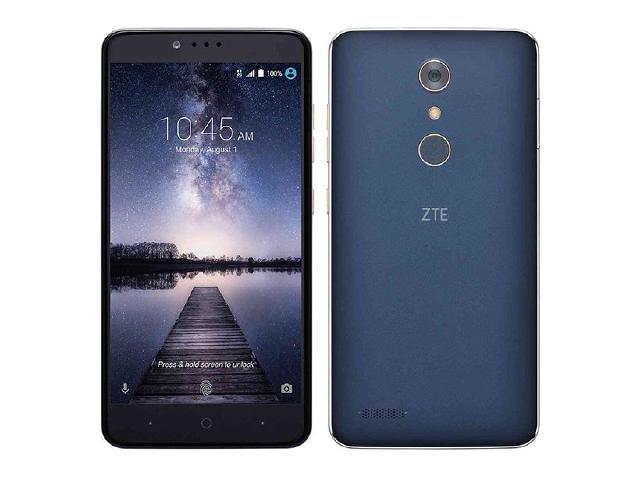 99美元ZTE ZMAX Pro發表 6吋手機中階配置