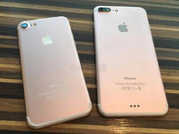 傳iPhone 7 Plus取消金屬接點 更多諜照、影片曝光
