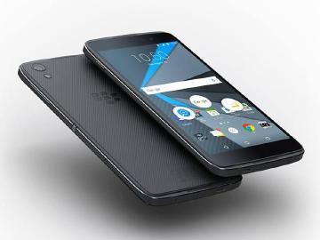黑莓發表安卓新機DTEK50 配實體快捷鍵