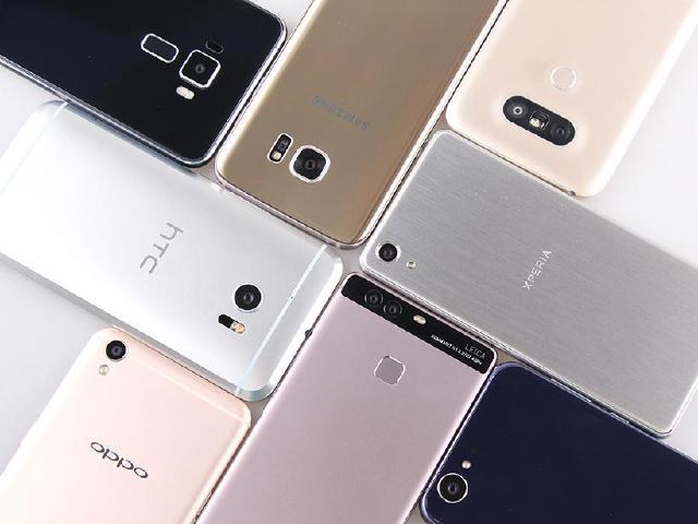 台日中韓Android熱門手機拍照比較 前後鏡頭PK