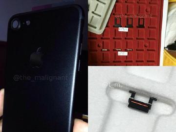 有黑色版?iPhone 7工程機、EarPod耳機影片曝光