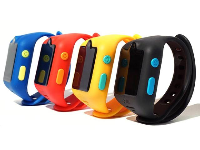dokiWatch兒童智慧手錶 台灣大哥大開賣