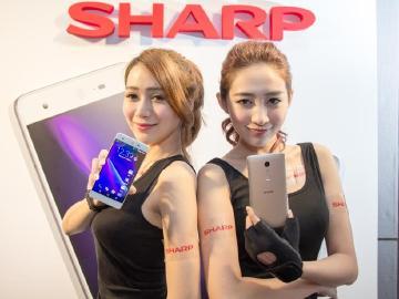 5.5吋十核抓寶機 Sharp Z2九月開賣