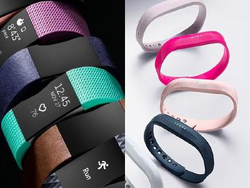 Fitbit手環進軍台灣市場 推出Charge 2與Flex 2