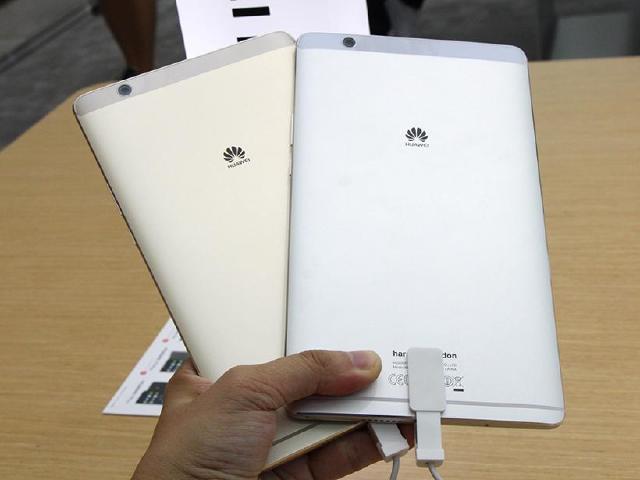 音響大廠加持!華為旗艦平板MediaPad M3[IFA 2016]
