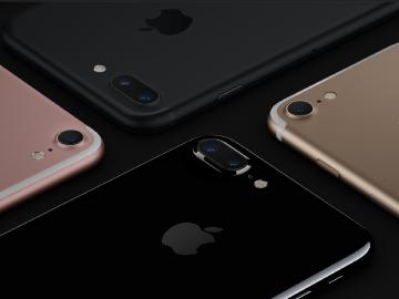 蘋果iPhone 7與7 Plus發表 9/16台灣上市