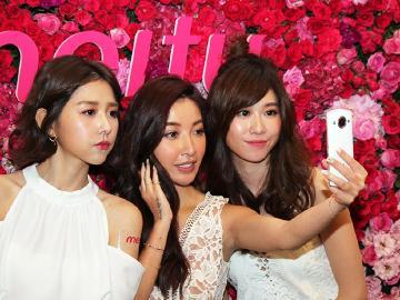 美圖手機M6女神自拍助陣 台灣價格12990元